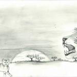 Löwe Katze 2